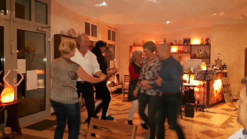 Salsa Party für Jedermann