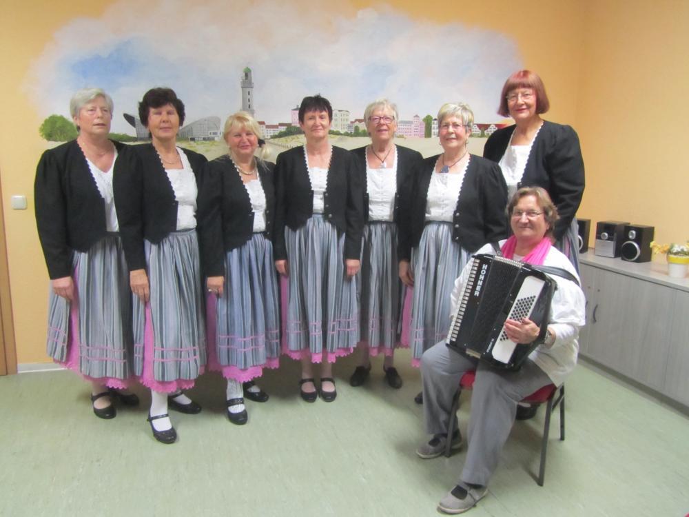 Folkloregesangsgruppe Nuurdwind e.V. - Muntere Dierns aus Rostock