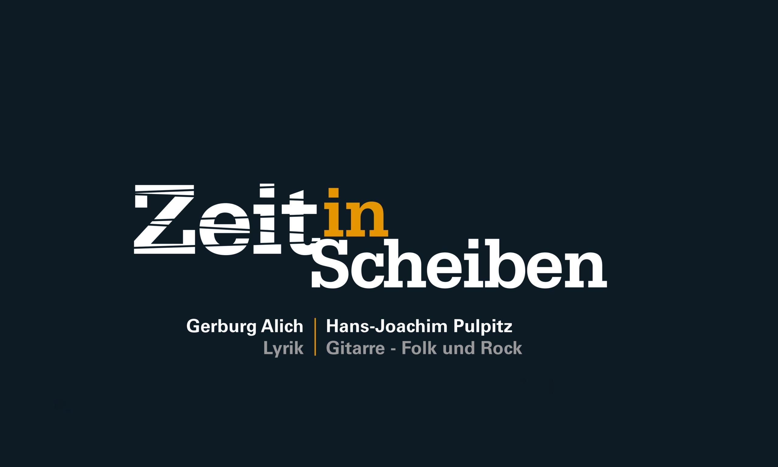"""Lesung """"Zeit in Scheiben"""""""